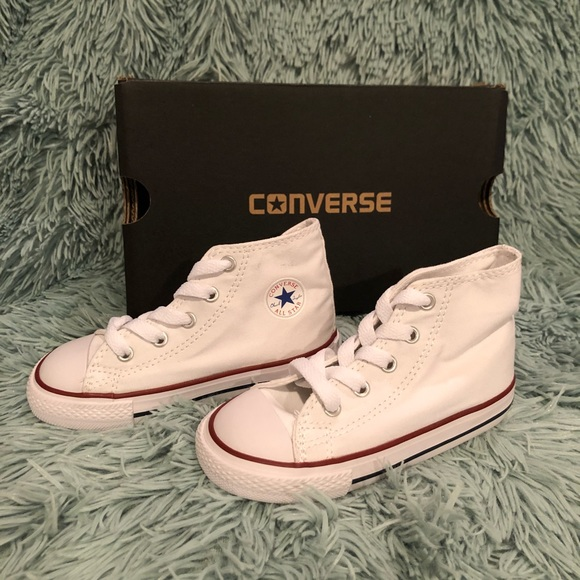 Converse Shoes | Infant Size 8 High Top